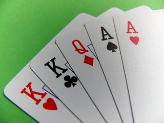 poker - two pair