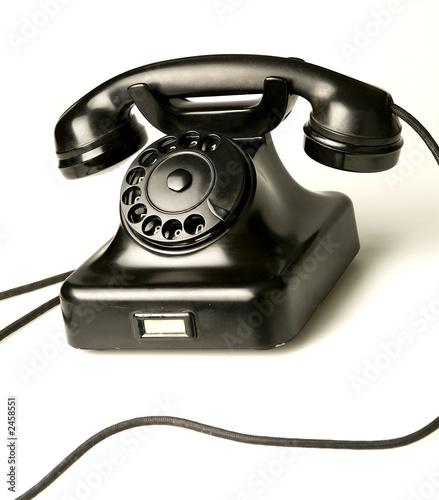 poster of vecchio telefono 1