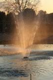 firenze - fontana piazzale del re poster