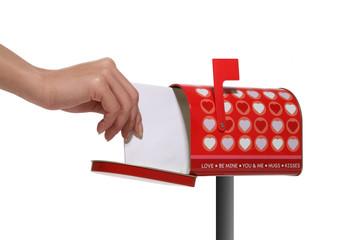 valentines mailbox
