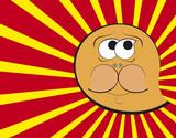 clipart foca poster