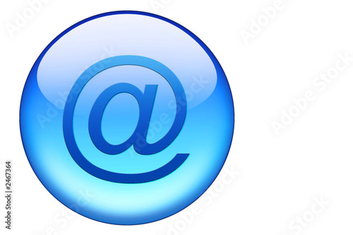 blauer email button
