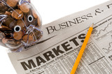 investments opportunity - newspapers open to business related pa poster