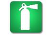 piktogramm flughafen: fire extinguisher