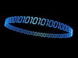 binärer ring poster
