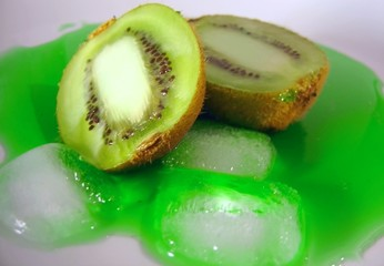 kiwi-menthe-glace