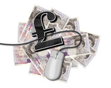 pound sign with mouse and money poster