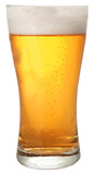 cold sparkling beer poster