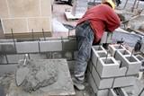 mason, bricklayer poster