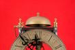 Leinwanddruck Bild - doomsday clock