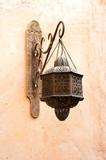 old arab lamp poster