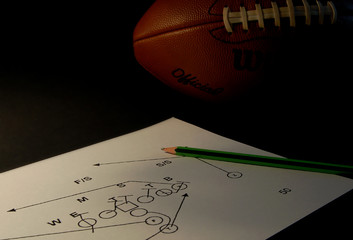 football playbook