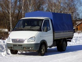 automobile of cargo
