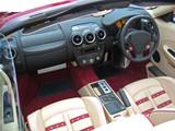 convertible interior poster