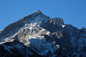 berg alpspitze