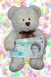 money teddy