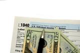 tax returns poster
