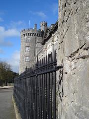 kilkenny castle mote