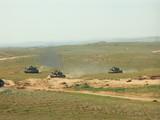 tanks attacks poster