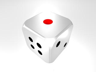 dice - one