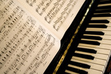 Fototapety piano