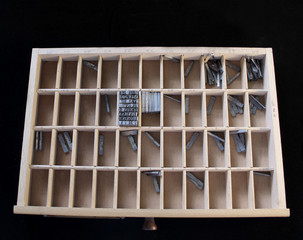 type drawer 1