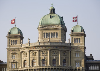 bundeshaus - federal palace
