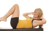 health and fitness girl 7 poster