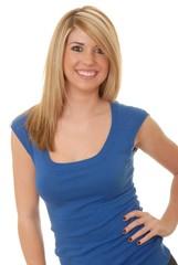 lovely blond girl 51