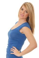 lovely blond girl 52