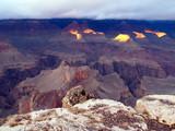 grand canyon in arizona poster