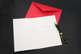 greeting card and red envelope poster
