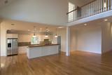 open floorplan livingroom and kitchen poster