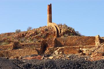 old smelter