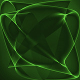 green art abstract graphic wallpaper background