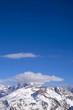 cloudy peak