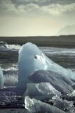 melting iceberg poster