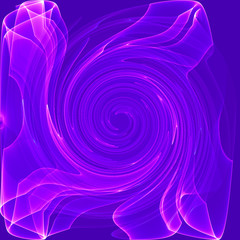 pink blue art abstract spiral background