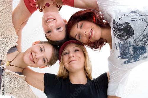 Fototapete Lachen - lachende Mensch - Poster - Aufkleber