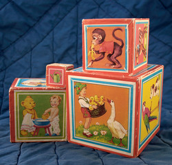 old children's blocks 1