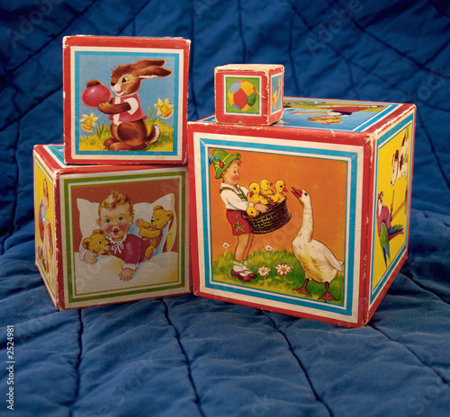 old children's blocks 2