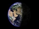 terre de nuit moyen orient