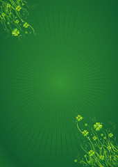 background for st. patrick's day