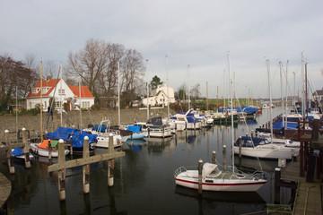picturesque dutch harbor