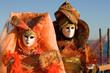 costumes au carnaval de venise