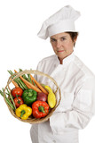 chef series - serious nutrition poster