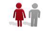 man and woman iii