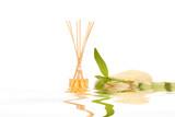 Fototapeta bambus - zapach - Higiena