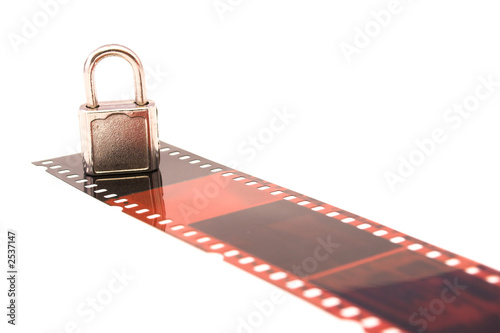 protected film
