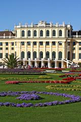 schönbrunn et le parc